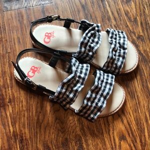 GB Girls Sandals